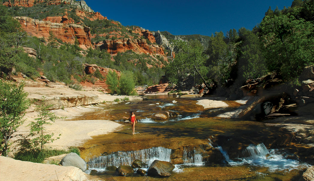10 Places To Go To Beat The Arizona Heat I Sedona Monthly