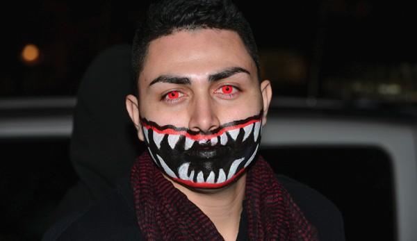 Sedona Halloween