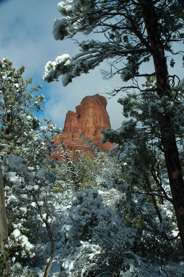 Sedona Hike Jordan Trail on weather page springs az