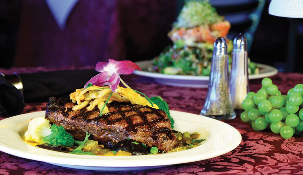The Asylum Restaurant I Sedona Monthly Magazine