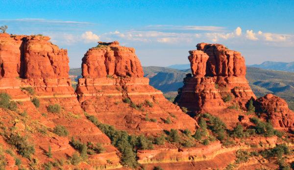 cockscombbutte trail, sedona red rocks