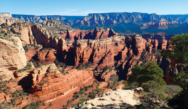 Sedona Hike Of The Month Sedona Monthly Magazine