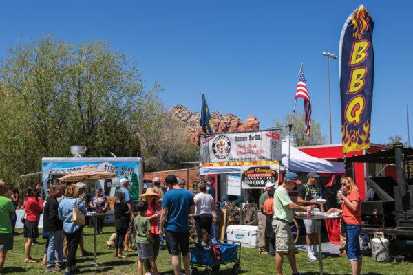 Sedona Food Truck Festival