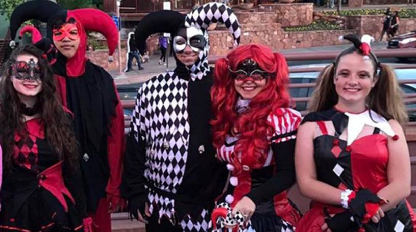 Halloween In Sedona 2020 Sedona's Safe & Fun Trick or Treat Uptown   Sedona Monthly Magazine