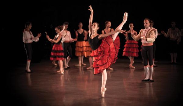 "Sedona Chamber Ballet's ""Elevé"""